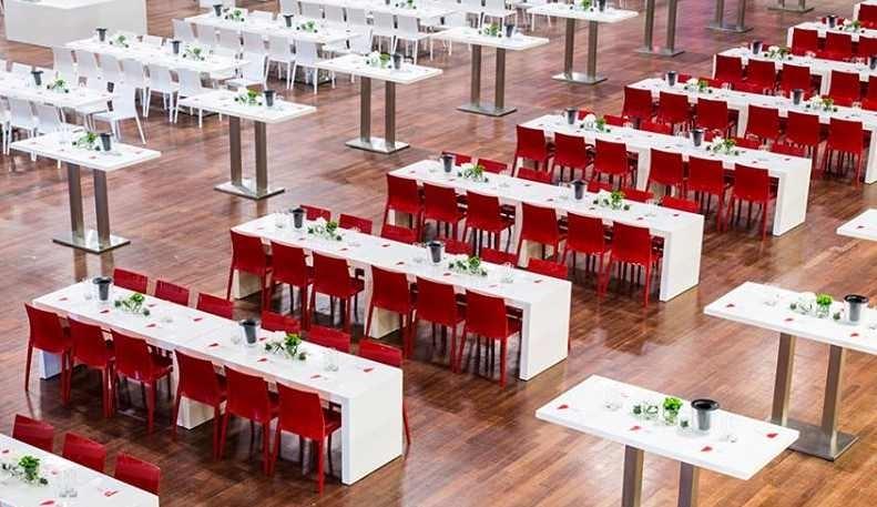 Noleggio tavoli e sedie a breve e lungo termine per Eventi ...